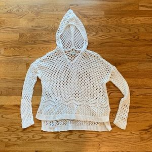 Abercrombie Kids Knitted Hooded Sweatshirt